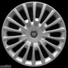 FIAT 500L 2012-> COPRICERCHIO COPPA RUOTA COPPONE 15'' SET 4PZ COPPA HUB CAPS