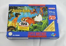 Disney's The Jungle Book Nintendo SNES - Super Nintendo - usato