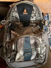 Timber Hawk Mission Hydration Pack Lifetime Warranty Nwot