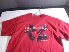^    FLEETWOOD MAC - tee shirt- medium - Concert TOUR-2003 official clothing