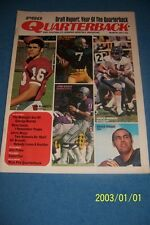 1971 PRO Quarterback MISSISSIPPI Archie MANNING Kansas State LYNN DICKEY No Lab