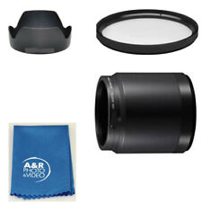 Lens Adapter for PANASONIC DMC-FZ200 55mm With Filter  DMW-LA7 FZ200 DMCFZ200