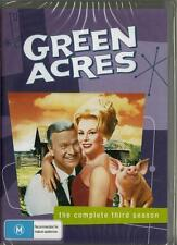GREEN ACRES THE COMPETE SEASON 3 -  NEW DVD FREE LOCAL POST
