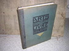 1925.arts industries livre.école estienne.100 planches.imprimerie typographe