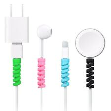 10pcs Cable Protector Charger Accessories Apple Iphone Samsung Usb Data Cable