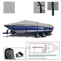 Sea Ray 185 / 195 Sport Heavy Duty Trailerable boat Storage cover