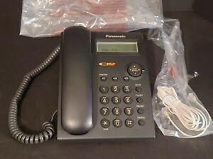 NEW, NO BOX Panasonic KX-TSC11B Single Line Corded Phone