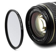 UV Filtro 77mm  para Canon EF 100-400mm f/4.5-5.6L 16-35mm f/2.8L 17-40mm f/4L