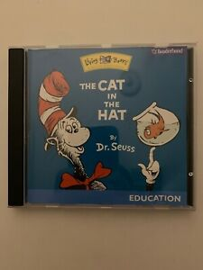 The Cat In The Hat by Dr Seuss - The Learning Company PC MAC CDROM Educational