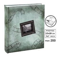Stellar Fotoalbum für 200 Fotos in 13x18 cm Einsteck Foto Album