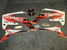 Honda CRF250 2010-13 CRF450 2009-2012 Factory FX Hotwheels graphics kit GR1120