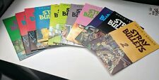 Stray Bullets 11 Issue Comic Lot 2 3 5 6 7 8x2 9 10x2 David Lapham Young Liars