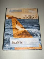 War in the Aegean: Dodecanese 1943/Assault on Narvik: Norway 1940 (New)