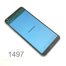 "New listing Lg G6 Ls993 32Gb 5.7"" Sprint Smartphone (Back Crack) 1497"