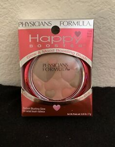 PHYSICIANS FORMULA HAPPY BOOSTER GLOW & MOOD BOOSTING BLUSH #7324 NATURAL - NEW