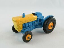 Matchbox Lesney 39 Ford Tractor light blue