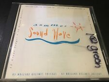 """RARE PROMO CD  Various Artists """"Summer Sound Wave"""" WORD Records  Like New 1994"""