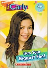 ICarly iAm Your Biggest Fan! By Laurie McElroy 2010 Paperback Book