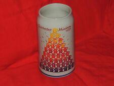 Oktoberfest Munchen 1987 Rastal Beer Stein Mug EXCELLENT!
