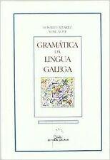 Gramática da lingua galega. NUEVO. Nacional URGENTE/Internac. económico. LITERAT