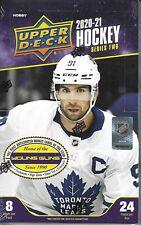 2021 UpperDeck Hockey Series 2.-(Buy 3+  .50 cent ea.)- **U-PICK**-Free Shipping
