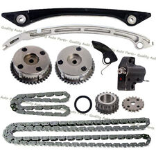 Camshaft Gear Timing Chain Kit for Ford Focus S-Max Mondeo Kuga 2.0L ECOBOOST