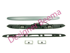 BMW 3' E46 Coupe Boot Lid Trim/Handle - With Key Button (JS)