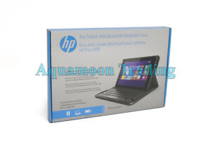 OEM HP Pro Tablet 408 Bluetooth Keyboard Travel Case Folio HSTNH-A501M K8P76AA