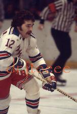 Bob MacMillan NEW YORK RANGERS - 35mm Hockey Slide