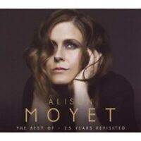 """ALISON MOYET """"THE BEST OF...25 YEARS REVISITED 2 CD NEW"""