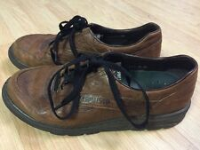 Mephisto Match Leather Walking Shoes Made In France Women's US 8.5