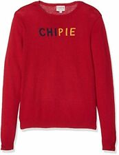 Chipie Chef Pull fille Rouge (rouge B) 12 ans (taille Fabri 3601443336694