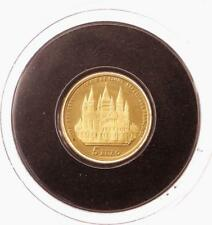 Frankreich - 5 Euro 2010 - Abbaye de Cluny - Gold - PP Proof