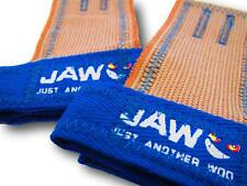 JAW Pull Up Grips Crossfit - Royal Blue 3 Sizes Available