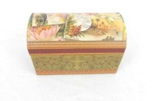 Punch Studio Lavender Soap Keepsake Box Box Only Hidden Compartment