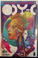 Ody-C #1 Signé par Chrétien Ward VF + 1st Imprimé Image Comics