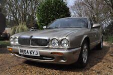 Jaguar XJ8 308 Sovereign LWB 4.0 Auto 1998 Rare Metallic Gold combination FSH