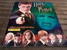 HARRY POTTER AND THE ORDER OF PHOENIX PANINI COMPLETE ALBUM STICKER