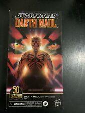 Hasbro Star Wars The Black Series Darth Maul (Sith Apprentice)