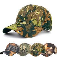 Women Men Snapback Baseball Caps Camouflage Adjustable Cap Bboy Hip Hop Hat Hot