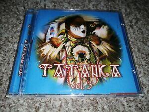 Tatanka CD Vol.3 2006 Native American Meditation Music - Chirapak, Relampago,