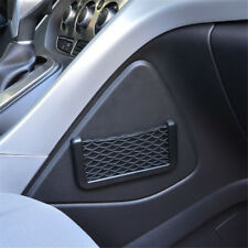 Practical String Car Net Phone Pockets Car Back Rears Trunk Elastic Mesh Pock KW