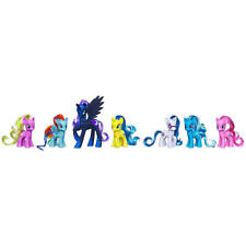 NEW  MY LITTLE PONY NIGHTMARE MOON EXCLUSIVE FAVORITES COLLECTION SET