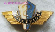 BG7854 - INSIGNE BADGE ASKLEPIOS - MEDECINE