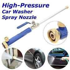 Aluminium High Pressure Power Washer Spray Nozzle Water Gun Hose Wand 460mm