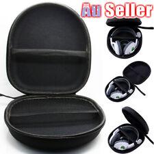 Sony Carrying Bag Earphone Case Headset Headphone Storage Black For Hard Box