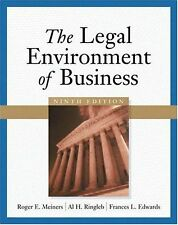 The Legal Environment of Business, Roger E. Meiners, Al H. Ringleb, Frances L. E