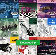Complete Ensoniq CD-ROM Samples Sound Library ASR-10, ASR-88, EPS-16 Plus, & TS