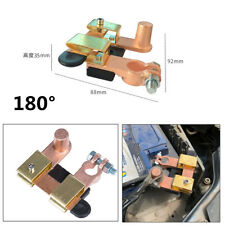 New Car Battery Disconnect Knife Blade Switch Cut Off Top Post Terminal Shut Car