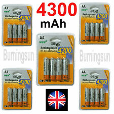 4 x AA MINION NI-MH BATTERY 1,2V 4300 mAh RECHARGEABLE BLISTER / 3800mAh